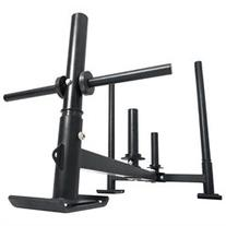 Titan Fitness HD Weight Sled Low Push Pull Heavy High