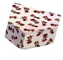 SheetWorld Fitted Pack N Play  Sheet - Minnie Mouse Pink -