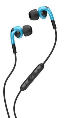 Skullcandy Fix In-Ear Headphones w/Mic3 Hot Blue/Black/Black