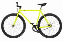 Pure Fix Glow in the Dark Fixed Gear Single Speed Bicycle,