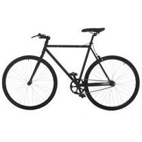 Fixed Gear Fixie Single Speed Road Bike, 22.8 in, Matte