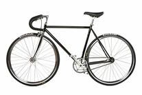 Pure Fix Premium Fixed Gear Single Speed Bicycle, 58cm/