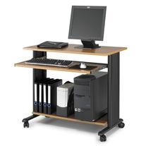 Safco 35-Inch Fixed Height Workstation