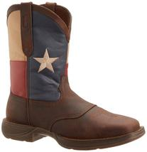 Durango Men's Men's 11 Inch Flag Pull-on DB4446 Western Boot