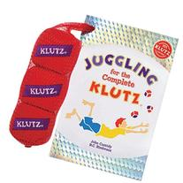 Flagship Juggling Book Kit with 3 Aerodynamically-Sound Bean