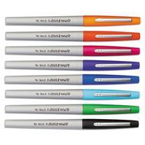Flair Porous Point Stick Liquid Pen, Assorted Ink, Ultra