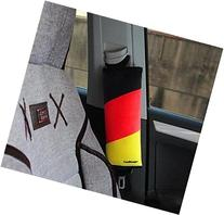 "2pcs 11"" Flannel Germany Flag Automotive Interior Decoration"