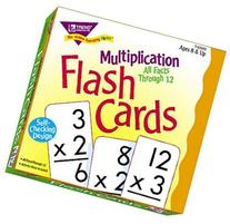 5 Pack TREND ENTERPRISES INC. FLASH CARDS ALL FACTS 169/BOX