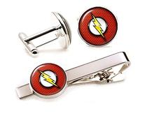 Flash Tie Clip Tack, The Justice League Jewelry, Avengers
