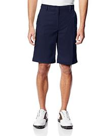 IZOD Men's Classic Fit Golf Short, Midnight, 34W