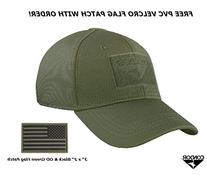 Condor Flex Tactical Cap  + FREE Velcro Flag Patch