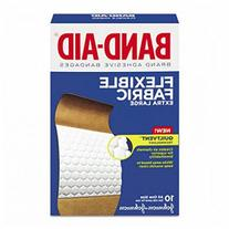 Band-Aid Band-Aid Flexible Fabric Adhesive Bandages Extra