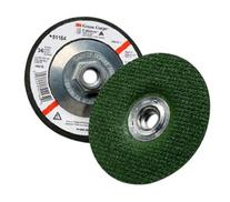 3M Green Corps Flexible Grinding Wheel, Ceramic Aluminum