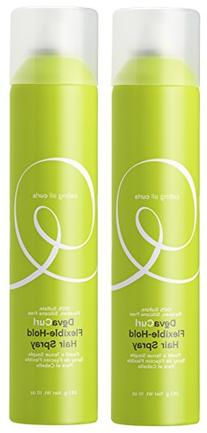 DevaCurl Flexible Hold Hair Spray 10 oz