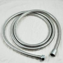 TOOGOO 2M Flexible Stainless Steel Shower Bathroom Hose Pipe