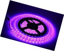 Lumcrissy 12V Flexible LED Strip Lights Waterproof 3528 SMD