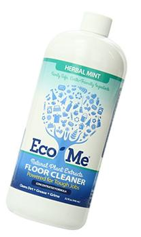 Eco-Me Natural Multi-Surface Floor Cleaner, Herbal Mint, 32