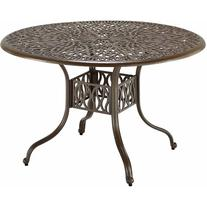 Home Styles Floral Blossom Round Dining Table, 42