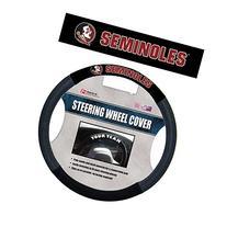 Florida State Seminoles Poly-Suede Steering Wheel Cover -