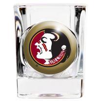 Florida State Seminoles Square Shot Glass - 2 oz
