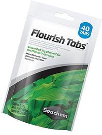 Seachem Flourish Tabs Gravel Bed Conditioner 40PK