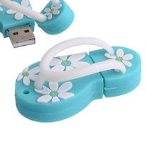 LHN® 8GB Flower Sandals USB 2.0 Flash Drive