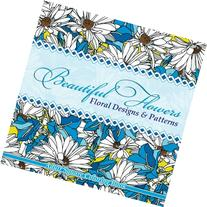 Beautiful Flowers Floral Designs & Patterns Adult Square