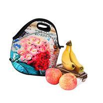 iColor Beautiful Flowers Insulated Neoprene Fashion Lunch