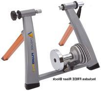 Cascade Health & Fitness Fluidpro Bike Trainer, Orange/