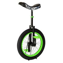 Koxx Fluo Trials Unicycle, Green, 12.7cm/20-Inch