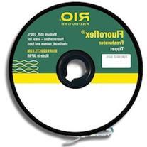 Rio: Fluoroflex Freshwater Tippet, 30 yrd, 1X