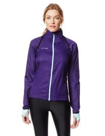 Pearl Izumi Women's Fly Convert Jacket, Blackberry, Large