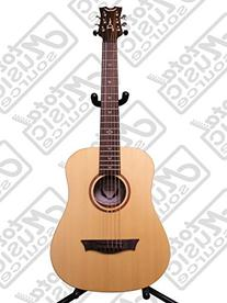 Dean FLY SPR Flight Series 3/4 Size Travel Acoustic Guitar,