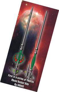Flis Kits Flying Model Rocket Kit Alien 8
