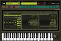 Native Instruments FM7 Soft Synth VST Native, Hybrid