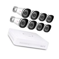 Foscam FN3108XE-B8-2T NVR xPoE Professional Security System