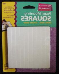 Foam Mounting Squares Double Sided Extra Thick Small 200