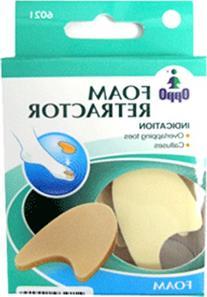 Oppo Foam Toe Separator & Retractor  6 Pack
