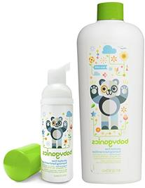 Babyganics Foaming Hand Sanitizer for On-The-Go with 16
