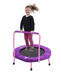 The Original Toy Company Fold & Go Trampoline  - Limited