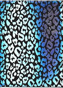 Leopard Folder Holgraphic Silver folder