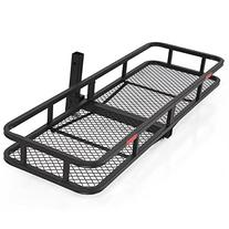 "60"" Folding Cargo Carrier Luggage Rack / Hauler Truck or Car"