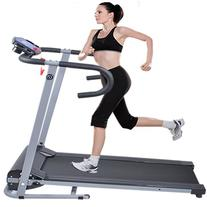500W Folding Electric Treadmill Portable Motorized Running