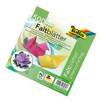 Global Art Folia 6-Inch by 6-Inch Origami Paper, 10 Colors,