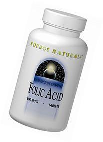 Folic Acid 800 Mcg - 1000 Tablets