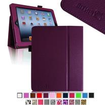 Fintie iPad 2/3/4 Case - Slim Fit Folio Stand Case Smart