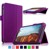 Infiland Verizon Ellipsis 8 Case, Folio PU Leather Slim Fit