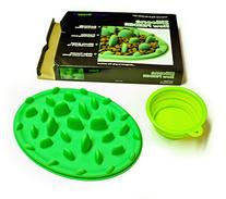 Devoted Doggy Food Grade Silicone Interactive Slow Feeder -