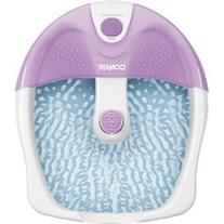 Conair Foot Bath and Heat Massager Features Toe-Touch