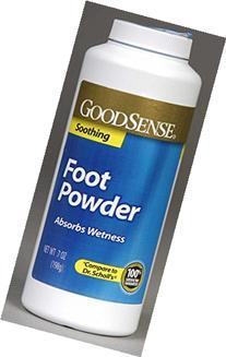 Good Sense Foot Powder Case Pack 12